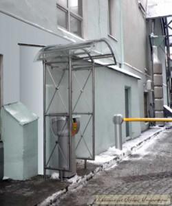 Паркомат в РИЦ Картон